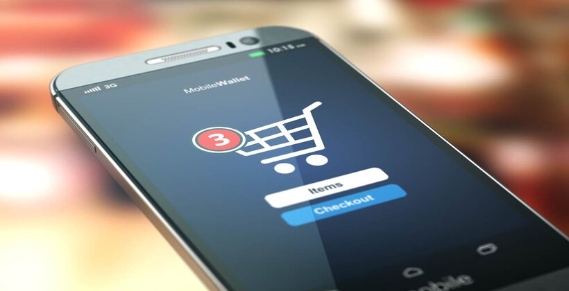 mobile e-commerce trends