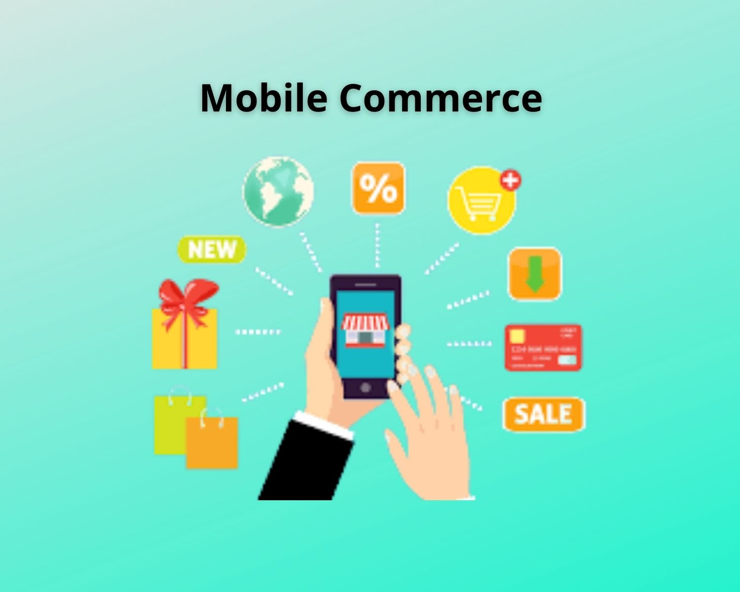 What is Mobile Commerce & Why Does It Matter