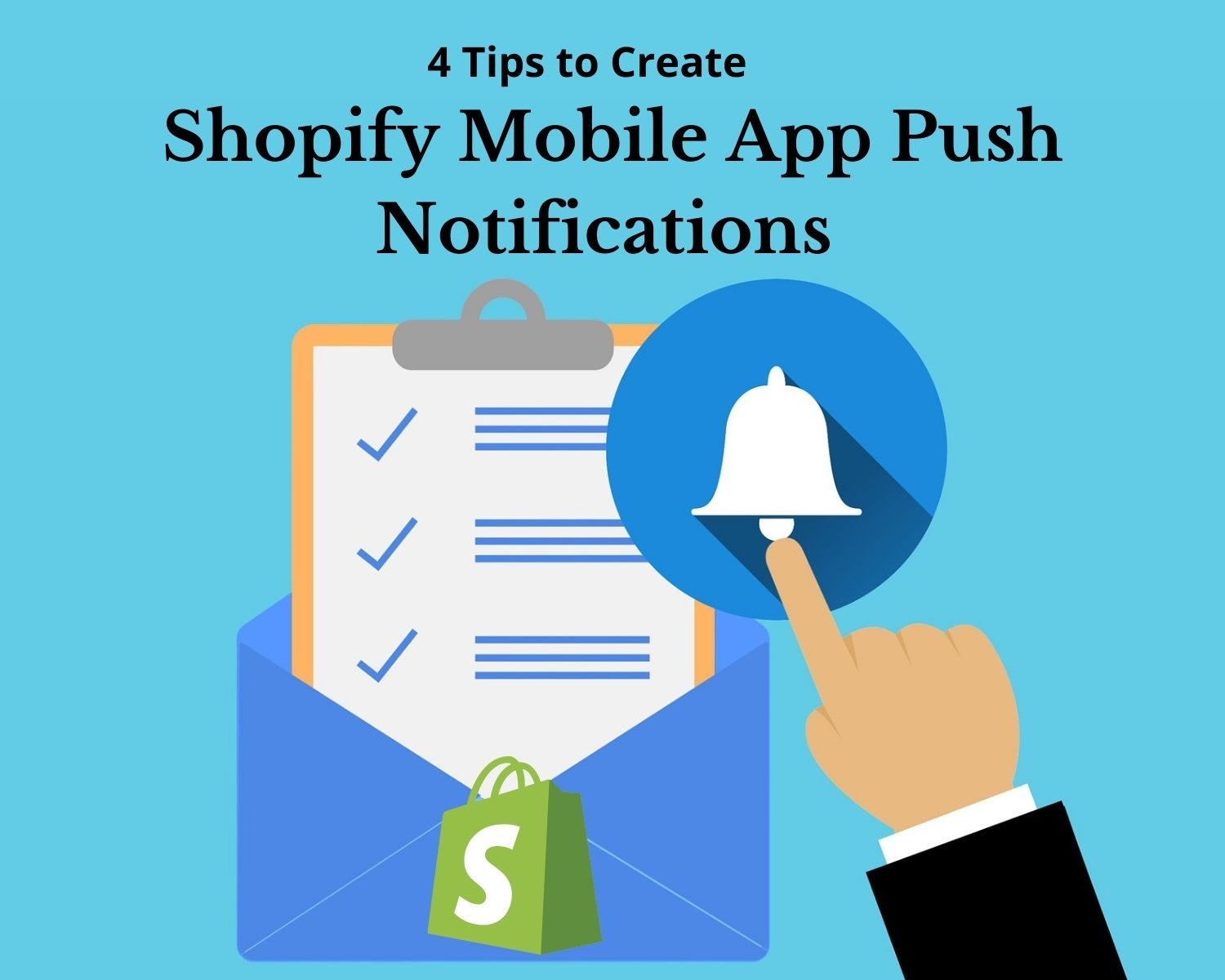 Shopify Mobile App Push Notifications