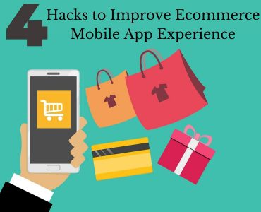 Ecommerce Mobile App Experience